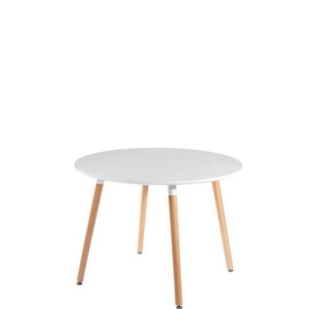 Round Dining Table Wood Legs, Round Furniture Legs