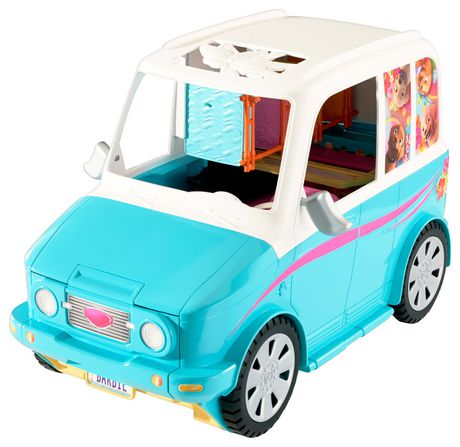 Barbie Ultimate Puppy Mobile - image 4 of 9