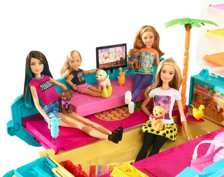 Barbie Ultimate Puppy Mobile - image 7 of 9
