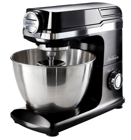 Sunbeam die cast planetary stand mixer w attachment capability - Walmart kitchen aid stand mixer ...