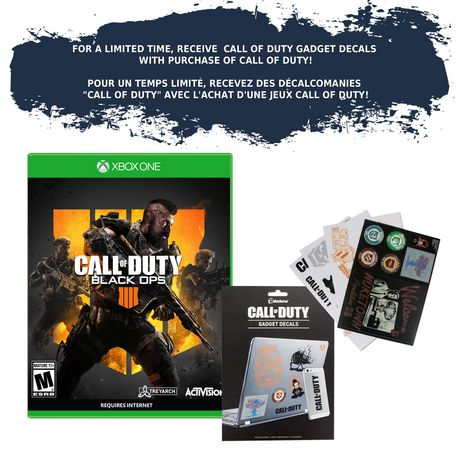 Call of Duty Black Ops 4 (Xbox One) - image 1 de 7