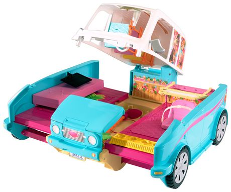 Barbie Ultimate Puppy Mobile - image 5 of 9