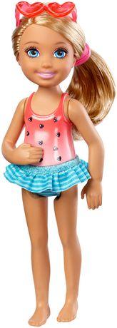 Club Barbie – Poupée Chelsea Plage - image 1 de 3