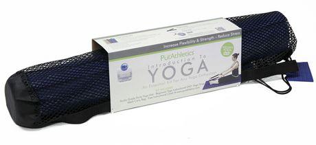 Zenzation Ensemble d'initiation au yoga PurAthletics - image 2 de 2