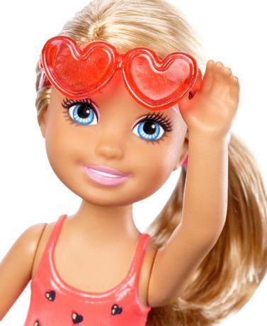 Club Barbie – Poupée Chelsea Plage - image 3 de 3