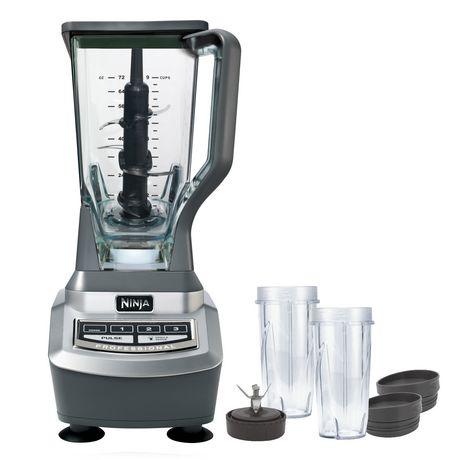 Ninja® Professional Blender And Nutri Ninja® Cups   Walmart Canada