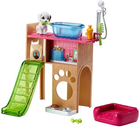 Barbie Furniture Accessories Pet Room Walmart Canada