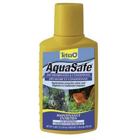 Aquasafe conditioner for How to make tap water safe for fish without conditioner