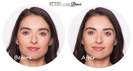 Finishing Touch Flawless Hair Remover for Eyebrows - image 3 of 8