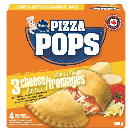 Pillsbury Pizza Pops Three Cheese Pizza Snacks - image 6 of 7