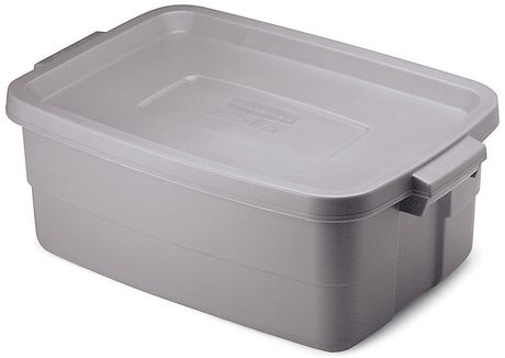 Rubbermaid 38 L Roughneck Storage Box - image 1 of 1
