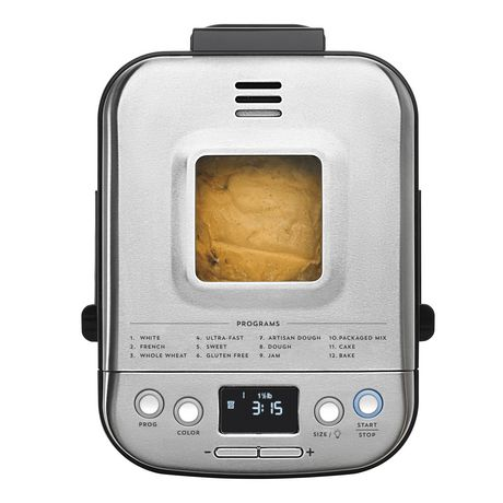 Compact Automatic Bread Maker - image 3 of 4