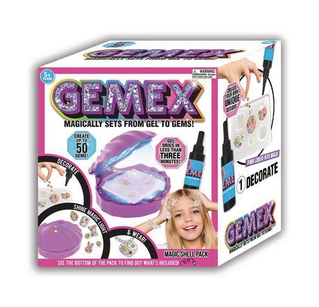 Ensemble Coquille magique par GEMEX