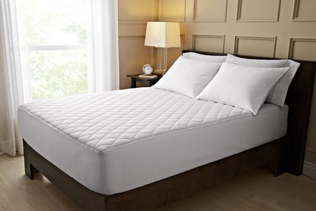 sunbeam premium heated mattress pad Sunbeam Premium Pain Relief Mattress Pad | Walmart Canada sunbeam premium heated mattress pad