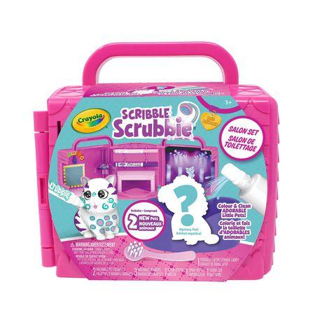 Jeu Salon de toilettage Crayola Scribble Scrubbie - image 2 de 5