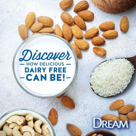 Almond Dream - Boisson non laitière originale non sucrée enrichie - image 3 de 4
