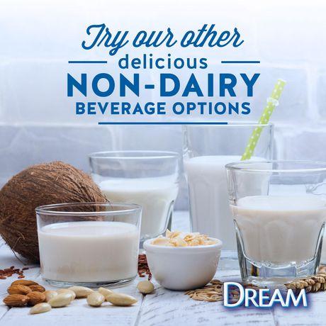 Almond Dream - Boisson non laitière originale non sucrée enrichie - image 4 de 4