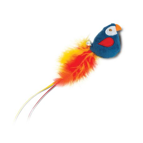 Catit Play Pirates Door Hanger - Parrot and Star - image 2 of 3
