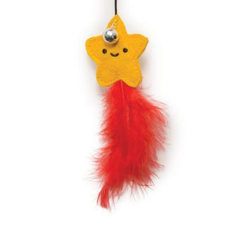 Catit Play Pirates Door Hanger - Parrot and Star - image 3 of 3