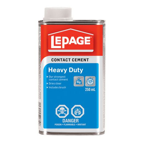 LePage Blue Contact Cement with Brush | Walmart Canada