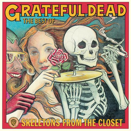 Grateful Dead - Skeletons From The Closet: The Best of - image 1 de 1