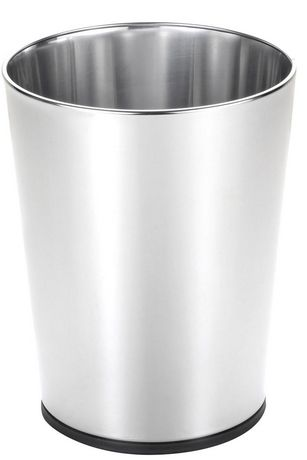 Mainstays Open Can Waste Bin - image 1 of 1