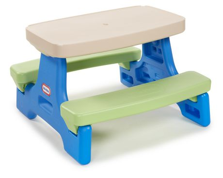Little Tikes Easy Store Jr. Play Table - image 1 of 3