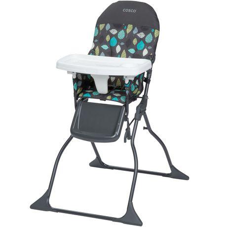 Chaise haute Simple Fold de Cosco - Seedling - image 3 de 9