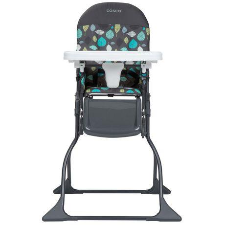Chaise haute Simple Fold de Cosco - Seedling - image 1 de 9