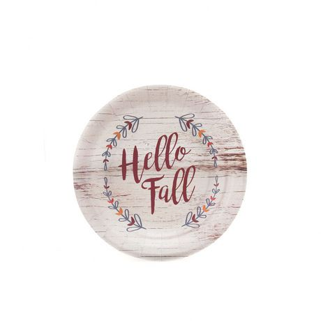 fall paper plates Find fun and bargain deals on fall, party plates at oriental trading 110% lowest price party plates-fall fall breeze paper dinner plates in-13726486 $ 299.