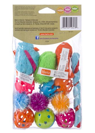 Hartz Just for Cats 13 Piece Value Pack CAT Toy - image 2 of 2
