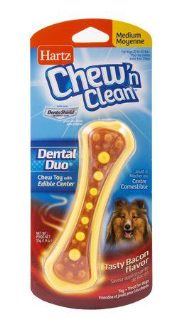 Jouet pour chien Chew 'n Clean Dental Duo Moyenne - image 4 de 4