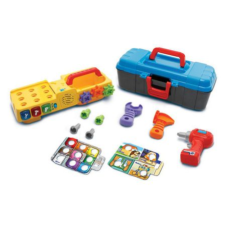 Vtech Drill & Learn Toolbox - French Version