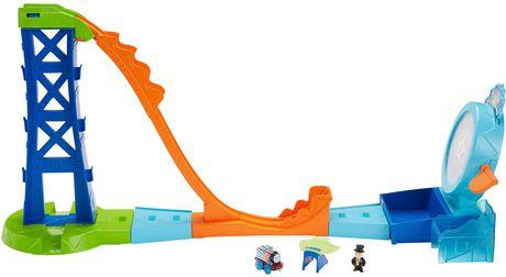Thomas & Friends MINIS Target Blast Stunt Set - image 6 of 9