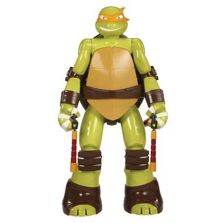 """TMNT - 48"""" Colassal Sized Teenage Mutant Ninja Turtle Michelangelo - image 1 of 1"""