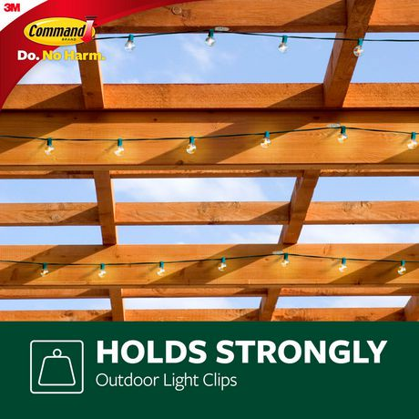 Qty: - Command Outdoor Light Clips Walmart.ca