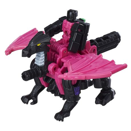 Transformers Titans Return FANGRY Complete Masters Legion