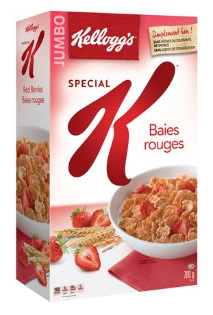 Kellogg's Special K Red Berries, Jumbo, 700g, Cereal - image 4 of 5