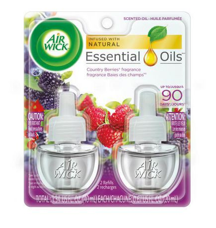Air Wick® Scented Oil Country Berries Air Freshener ...
