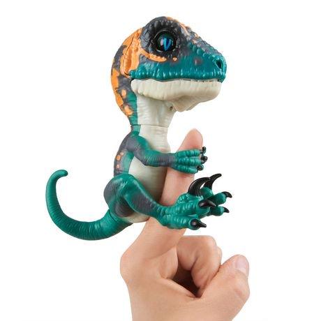 Untamed Raptor Fingerlings Fury Blue Walmart Canada