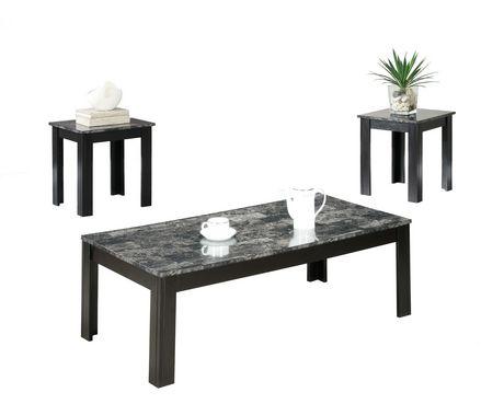 Baily 3Piece Table Set Walmartca