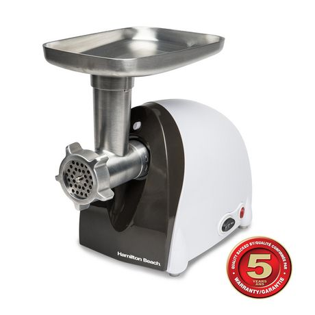 Hamilton Beach Electric Meat Grinder & Sausage Stuffer - Best for the Foodie Dad