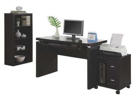 bureau d 39 ordinateur uptown walmart canada. Black Bedroom Furniture Sets. Home Design Ideas
