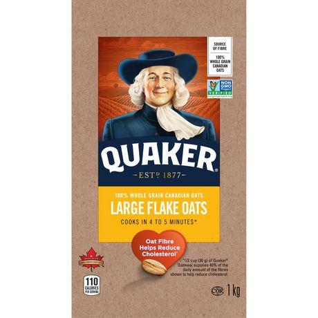 Quaker Large Flake Oats - image 4 of 6