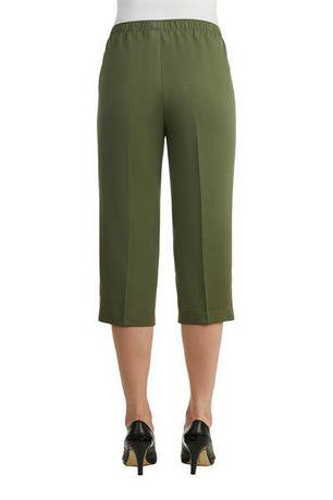Alia Women's Pull-On Capri Pants - image 3 of 3