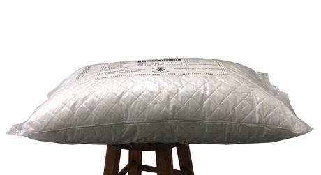Oreiller à lit matelassé HomeTex - image 4 de 8