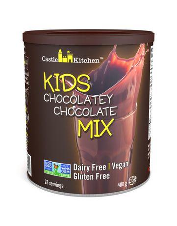 Mélange pour lait au chocolat sans gluten Kids de Castle Kitchen - image 1 de 2