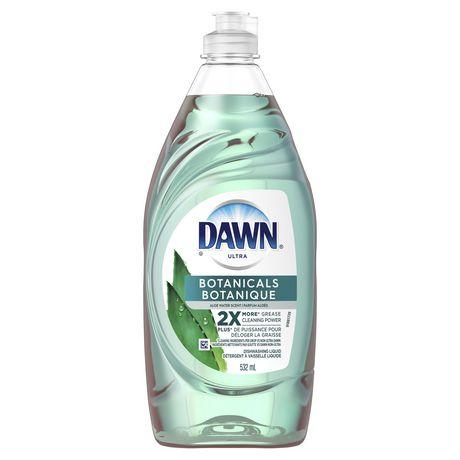 Dawn Ultra Escapes Dishwashing Liquid, New Zealand Springs - image 1 of 6