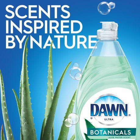 Dawn Ultra Escapes Dishwashing Liquid, New Zealand Springs - image 3 of 6