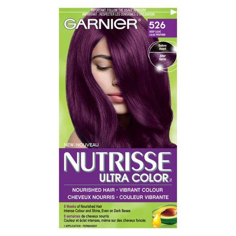 Garnier Nutrisse Ultra Color 526 Deep Lilac
